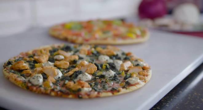 Introducing Virtuoso Pizza - Seasoned Chicken