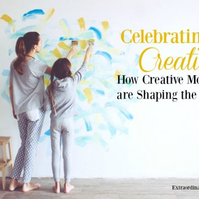 Celebrating Creativity: How Artistic Moms are Shaping The World