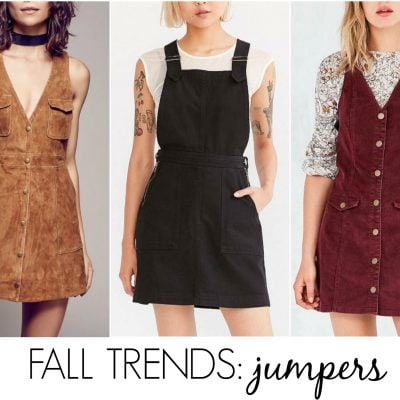 5 Must-Have Styles for Early Fall