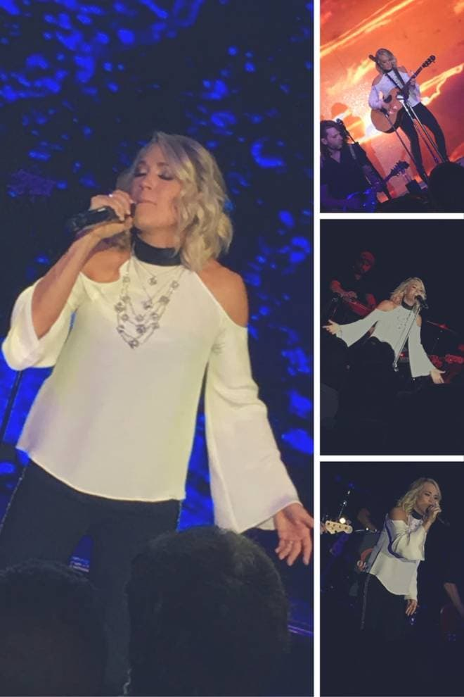 #HelloVista Introducing the Carnival Vista to the World with Carrie Underwood