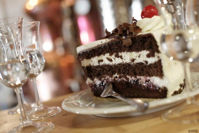 Planning A Road Trip through the Alps: Black Forest Cake