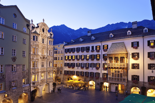 A Journey Through History: Planning A Road Trip through the Alps - Innsbruck
