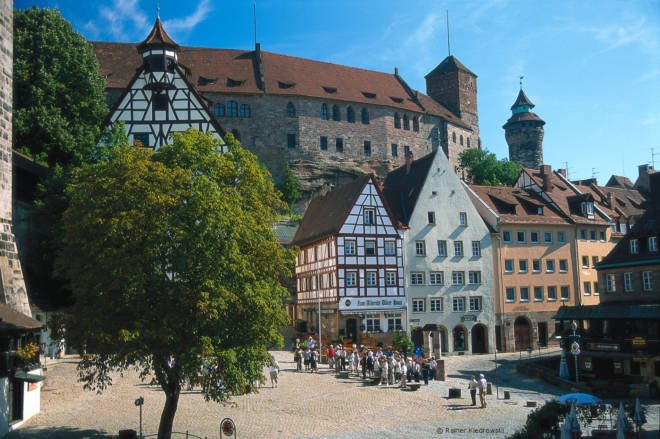 Road Trip Through the Alps: Insider Tips for the Journey of a Lifetime: Nuremberg, Germany
