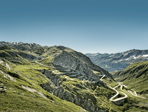 A Journey Through History: Planning A Road Trip through the Alps - Gotthard Pass