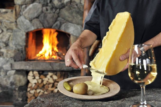 Road Trip Through the Alps: Insider Tips for the Journey of a Lifetime: Raclette Cheese, Swintzerland