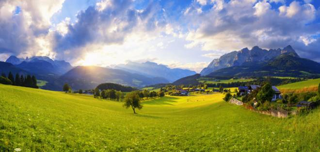 A Journey Through History: Planning A Road Trip through the Alps - Salzburgerland