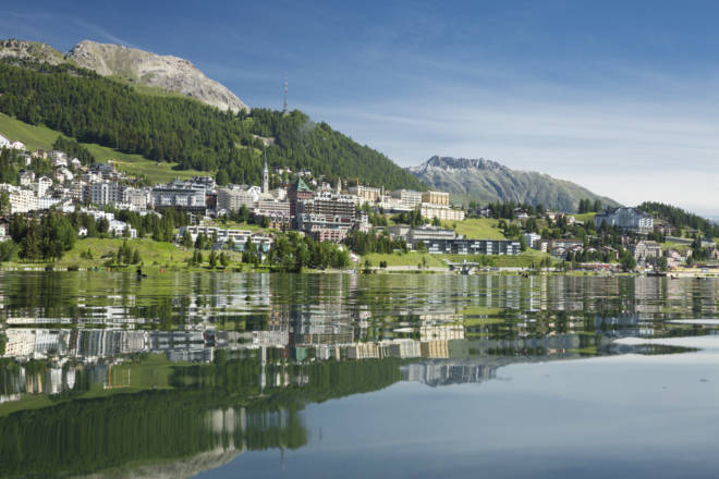 Road Trip Through the Alps: Insider Tips for the Journey of a Lifetime: St. Moritz Switzerland