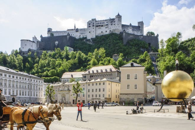 Road Trip Through the Alps: Insider Tips for the Journey of a Lifetime: Salzburg, Austria
