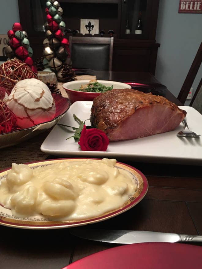 A Taste of Home for the Holidays + HoneyBaked Ham Giveaway