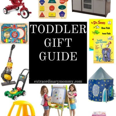 Toddler Gift Guide for the Holidays