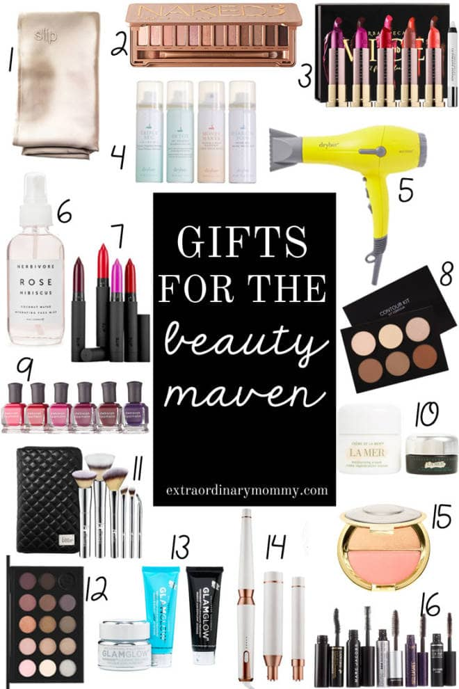 gifts for the beauty maven