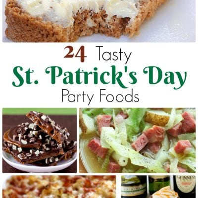 Tasty St. Patrick's Day Party Foods
