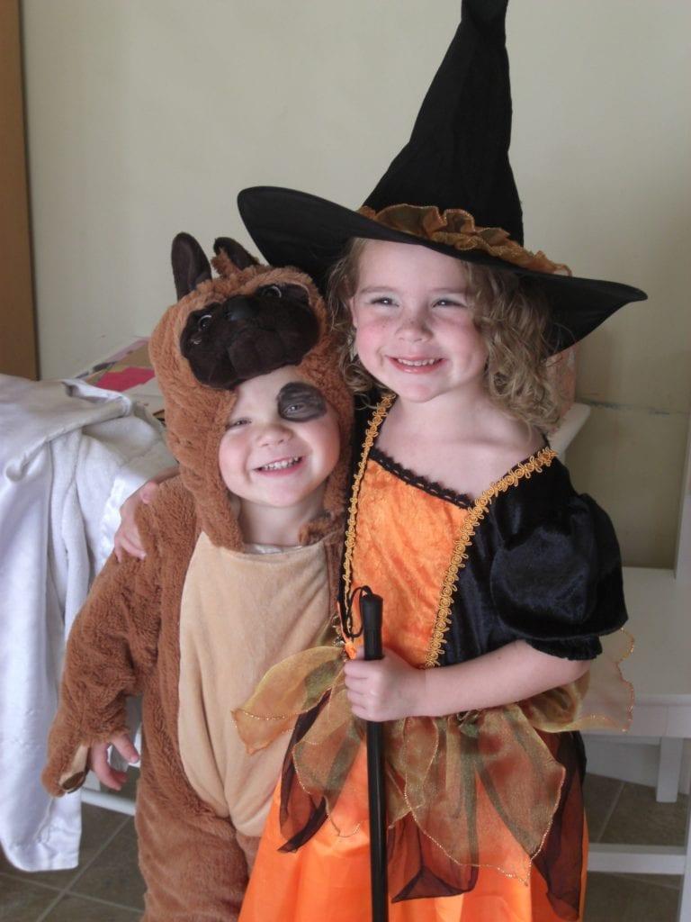Delaney Cooper Halloween