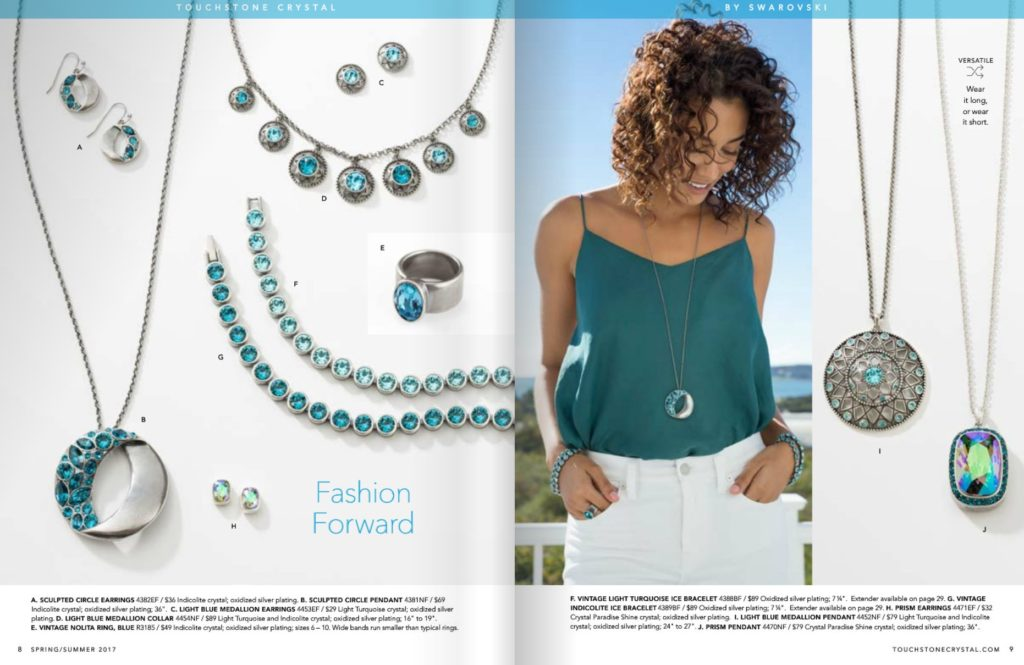 Gorgeous Spring and Summer Jewelry Must Haves: TouchstoneCrystal - Catalog