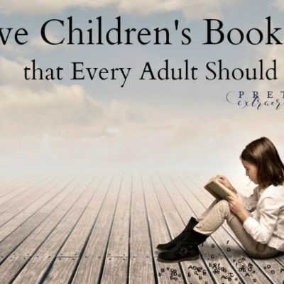 Five Children's Books Every Adult Should Read
