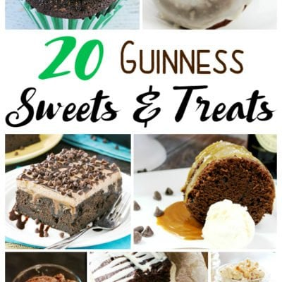 20 Guinness Sweets and Treats