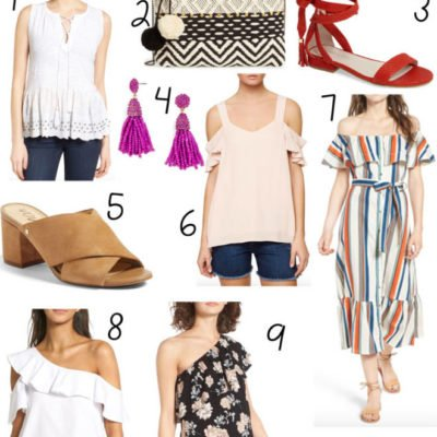 Top Fashion Trends For Spring