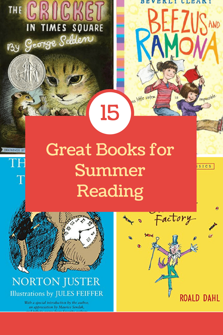 15 Great Hair Updos For Thanksgiving: 15 Great Kid Books For Summer Reading