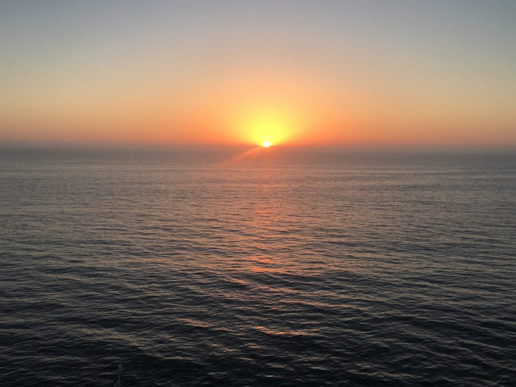 5 Reasons to Book a Carnival Cruise out of Los Angeles - Sunsets!
