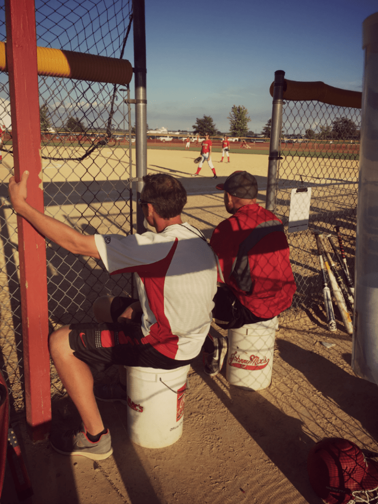 With Love, from the Coach's Wife: 6 Tips for Sports Parenting from the Stands - Coaching Softball
