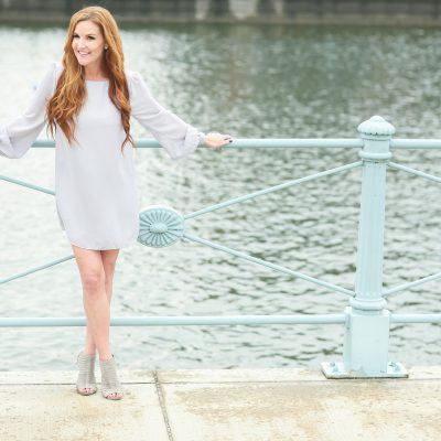 Wear Grey for Summer #DressForSummer