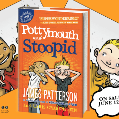 Raising Kids to Stand Up for Others #PottyMouthandStoopid #Giveaway