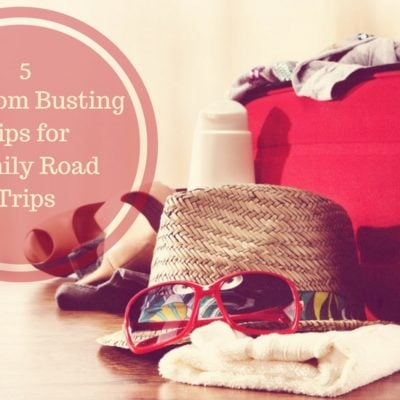 5 Boredom Busting Tips for Family Road Trips
