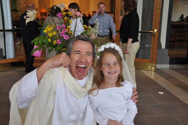 Delaney FIrst COmmunion - Eye Cross