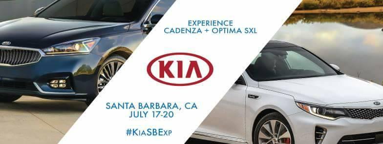 KiaSBExp Kia Santa Barbara Experience