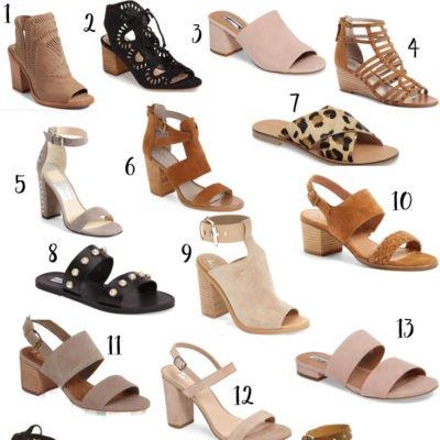 The Best Sandals under $100