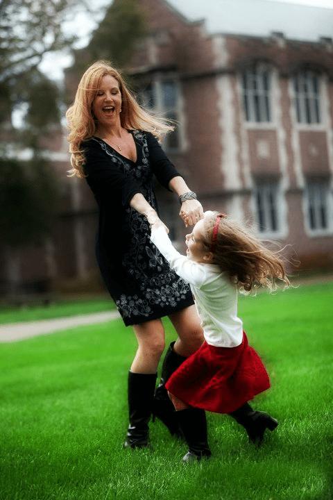 Delaney Mommy Dance
