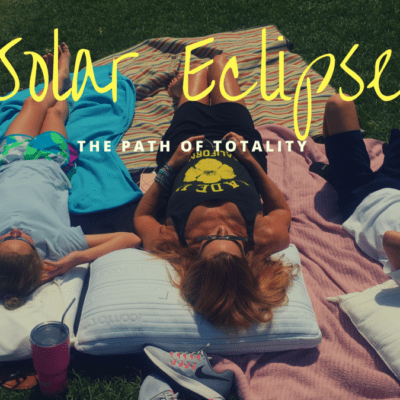 Experiencing the Solar Eclipse Path of Totality