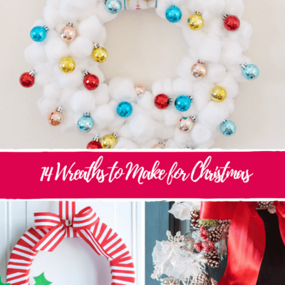14 Wreaths to Make for Christmas