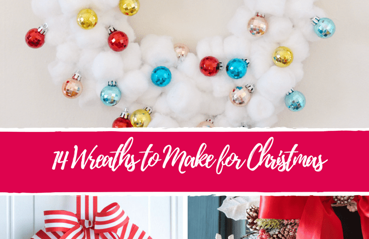 14 Wreaths to Make for Christmas | PrettyExtraordinary