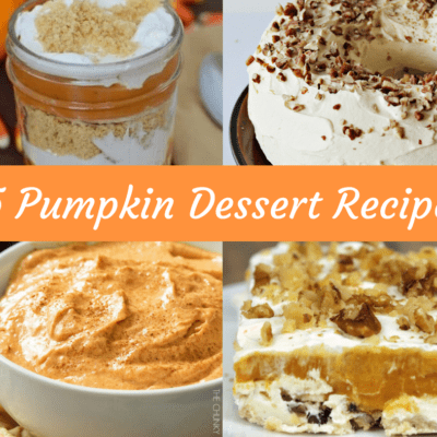 15 Delicious Pumpkin Desserts You Must Try