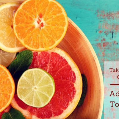 Take Advantage of Citrus Season: Add Oranges to Your Diet