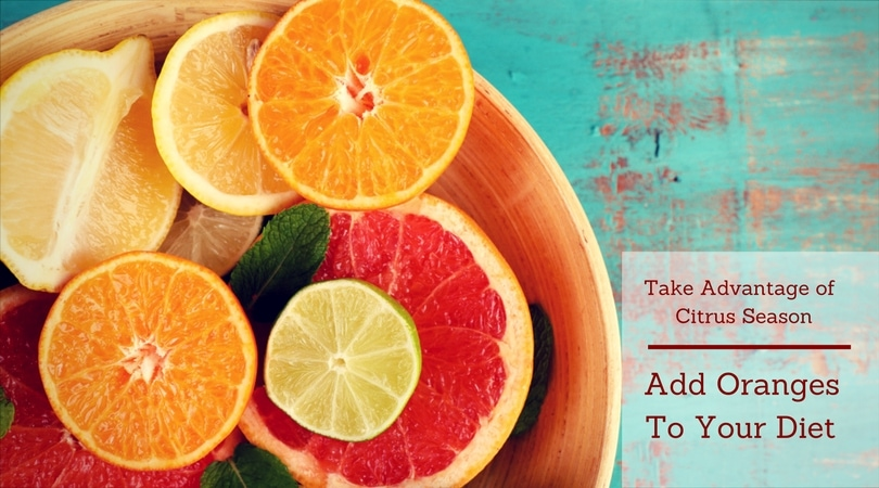 Take Advantage of Citrus Season: Add Oranges to Your Diet | PrettyExtraordinary.com