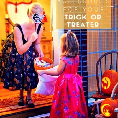 20 Halloween Accessories for Your Little Trick or Treaters | PrettyExtraordinary.com