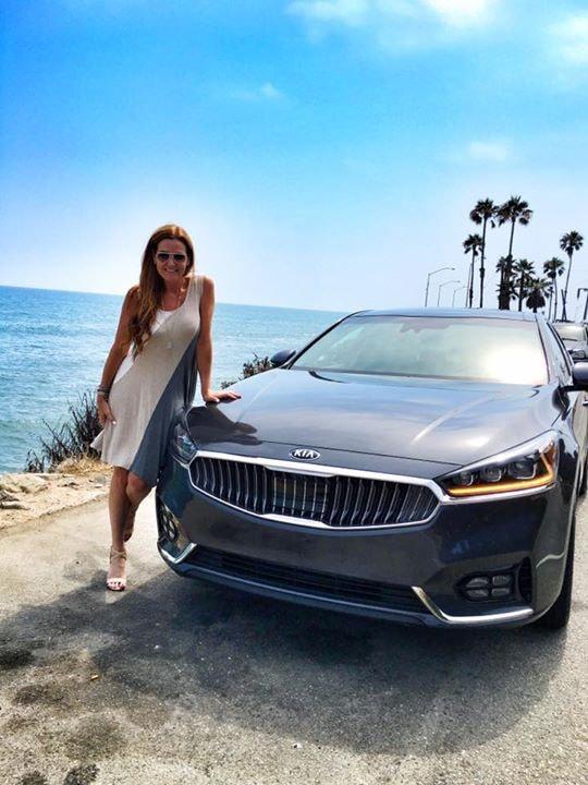 The Definition of Luxury - KIA Optima - Santa Barbara with Kia Motors
