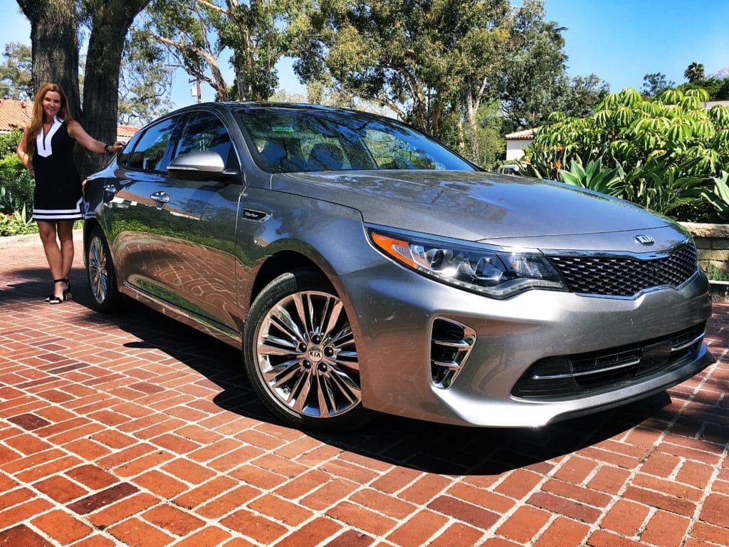 The Definition of Luxury - KIA Cadenza - Santa Barbara with Kia Motors