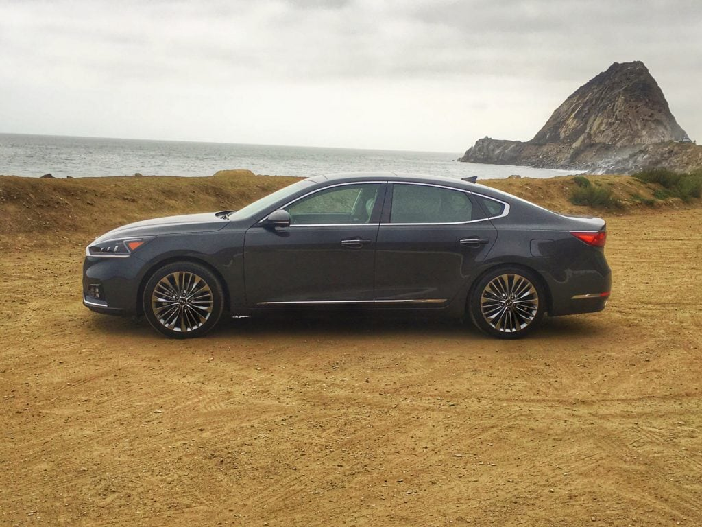 The Definition of Luxury - KIA Optima Point Magoo - Santa Barbara with Kia Motors