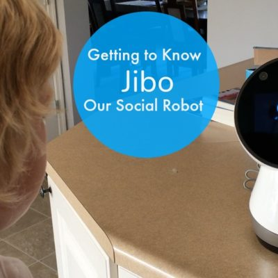 Getting to Know Jibo – Our Social Robot