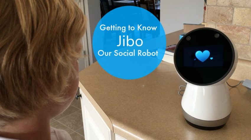 Getting to Know Jibo - The First Social Robot for the Home - this shares a video of how we started the process of getting to know each other. //PrettyExtraordinary.com