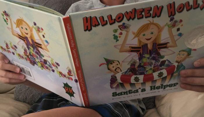 Halloween Holly: A Creative Way to Skip the Candy Crush of Halloween