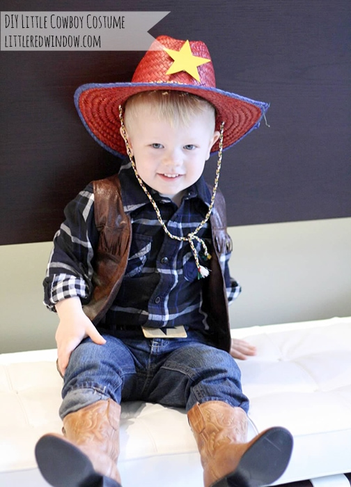 Cute Last-Minute Costume Ideas for Toddlers - Cowboy
