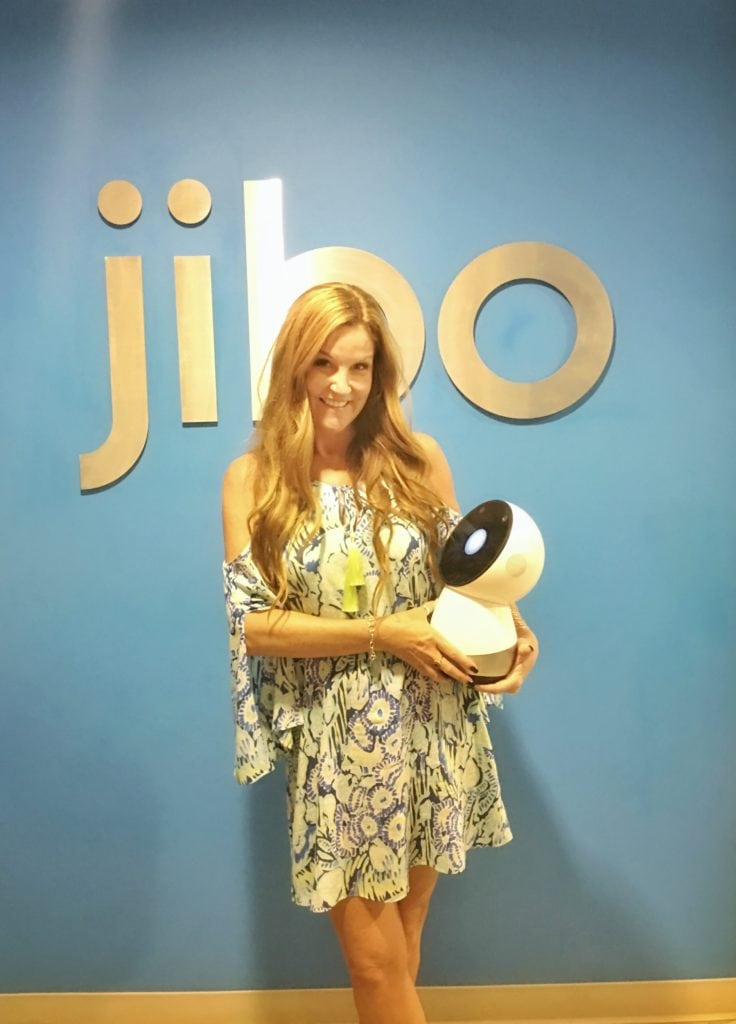 Introducing JIBO - The First Social Robot for the Home