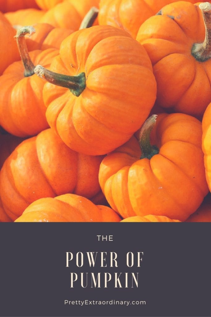 The Power of Pumpkin // PrettyExtraordinary.com