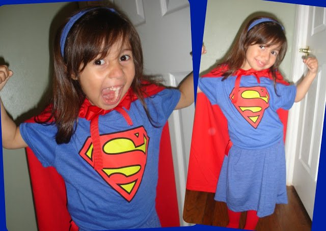 Cute Last-Minute Costume Ideas for Toddlers - Superhero