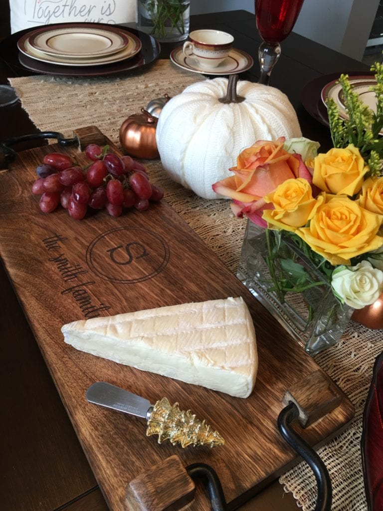It's in the Details: Creating a Memorable Thanksgiving Experience