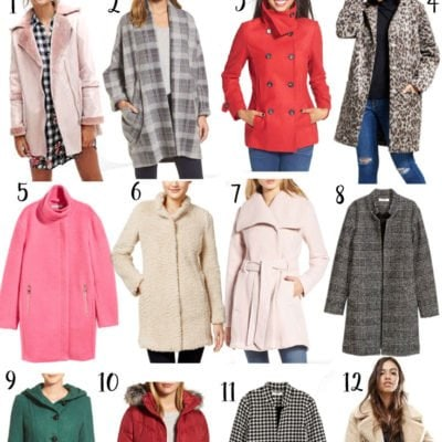 Statement Coats Under $100
